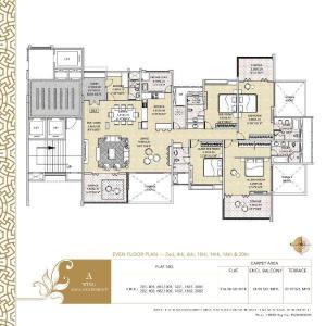 8 BHK Apartment
