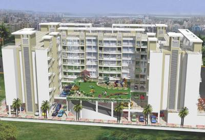 Gallery Cover Image of 1100 Sq.ft 2 BHK Apartment for rent in Kamothe for 14500