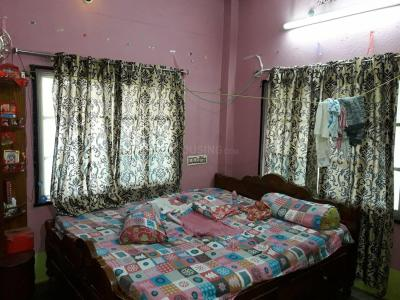 Gallery Cover Image of 700 Sq.ft 2 BHK Independent House for rent in Birati for 6500