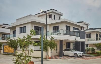 Gallery Cover Image of 2437 Sq.ft 3 BHK Independent House for buy in Prestige Silver Springs, Panaiyur for 26197750