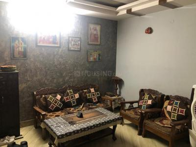 Gallery Cover Image of 850 Sq.ft 2 BHK Independent Floor for rent in Dwarka Mor for 10000