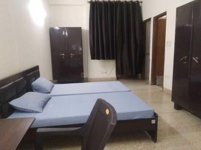 Bedroom Image of Fully Furnished Girls PG In Sector 52 in Sector 52