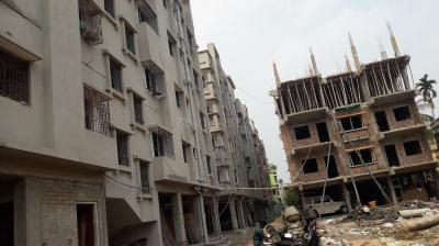 Gallery Cover Image of 560 Sq.ft 1 BHK Independent Floor for buy in North Dum Dum for 1400000