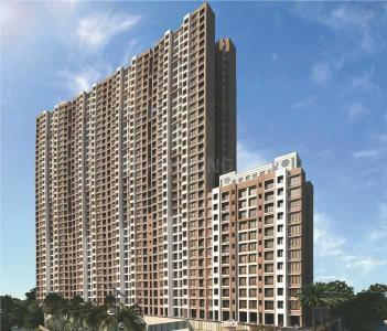 Gallery Cover Image of 970 Sq.ft 2 BHK Apartment for buy in Thane West for 12700000
