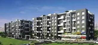 Gallery Cover Image of 610 Sq.ft 1 BHK Apartment for buy in Yogesh Basil Park A And B Wing, Bhosari for 3200000