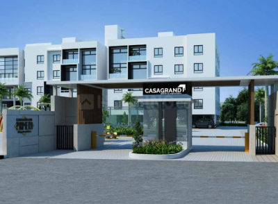 Gallery Cover Image of 598 Sq.ft 1 BHK Apartment for buy in Mugalivakkam for 3124550