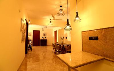 Gallery Cover Image of 2200 Sq.ft 3 BHK Apartment for rent in Domlur Layout for 125000