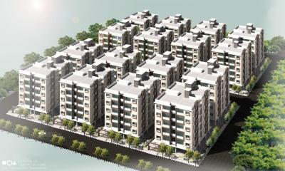 Gallery Cover Image of 860 Sq.ft 2 BHK Apartment for buy in Dasannapet for 2300000
