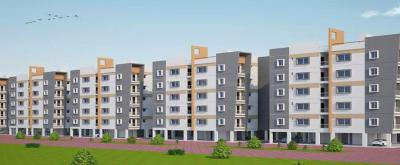 Gallery Cover Image of 1090 Sq.ft 2 BHK Apartment for buy in Vasathi Navya, HMT Colony for 5800000