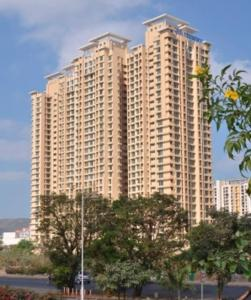 Gallery Cover Image of 1106 Sq.ft 3 BHK Apartment for rent in Thane West for 28000