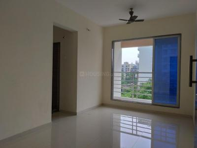 Gallery Cover Image of 665 Sq.ft 1 BHK Apartment for rent in Ghansoli for 13500