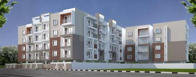 Gallery Cover Image of 1095 Sq.ft 2 BHK Apartment for buy in  Sai Krupa, Akshayanagar for 4378905