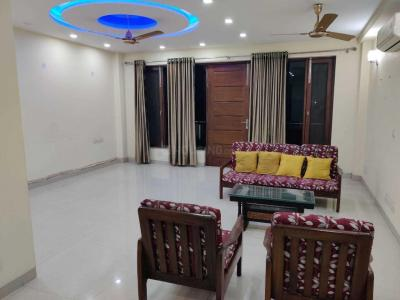 Gallery Cover Image of 800 Sq.ft 1 BHK Independent Floor for rent in Saket for 50000