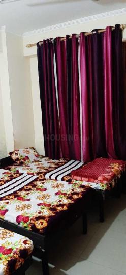 मनेसार में कूल होम पीजी में बेडरूम की तस्वीर