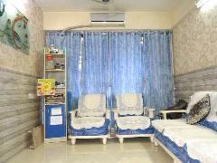 Gallery Cover Image of 365 Sq.ft 1 BHK Apartment for rent in Kasarvadavali, Thane West for 11000