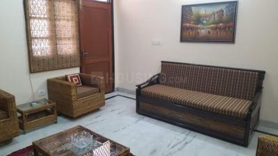 Gallery Cover Image of 1000 Sq.ft 2 BHK Independent House for rent in Lajpat Nagar for 25000