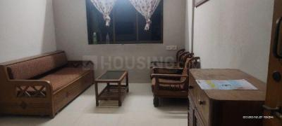 Gallery Cover Image of 750 Sq.ft 1 BHK Apartment for buy in Kopar Khairane for 7600000