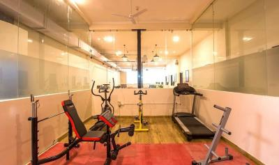 Gym Image of Hazelnut Casa in Sector 39