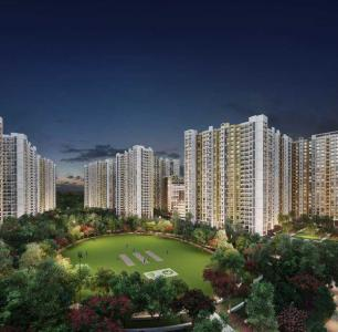 Gallery Cover Image of 1160 Sq.ft 3 BHK Apartment for buy in Runwal Gardens Phase 4 Bldg No 31 32, Desale Pada for 6800000