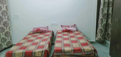 Bedroom Image of Veda Girls PG in Lajpat Nagar
