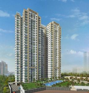 Gallery Cover Image of 1275 Sq.ft 3 BHK Apartment for buy in Cosmos Horizone Phase II, Thane West for 16800000