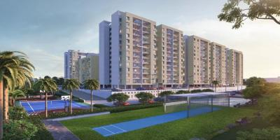 Gallery Cover Image of 1120 Sq.ft 2 BHK Apartment for buy in Pebbles Urbania, Bavdhan for 5235211