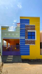 Gallery Cover Image of 1000 Sq.ft 2 BHK Independent House for buy in Rathinamangalam for 5500000