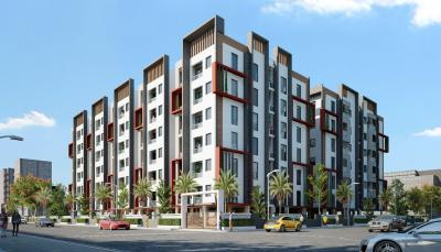 Gallery Cover Image of 1540 Sq.ft 3 BHK Apartment for buy in Madhapur for 7000000