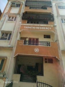 Gallery Cover Image of 575 Sq.ft 1 BHK Apartment for buy in Shanthi Residency, Kukatpally for 2800000