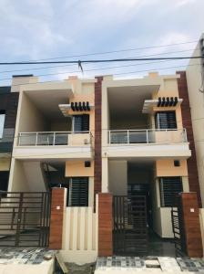 Gallery Cover Image of 1000 Sq.ft 3 BHK Independent House for buy in Kharar for 4390000