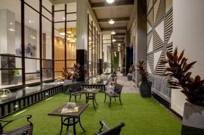 Garden Area Image of 3360 Sq.ft 4 BHK Independent Floor for buy in Kundan Emirus, Baner for 39000000