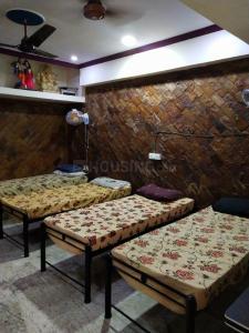 ऐरोली में पीजी लाइफ के बेडरूम की तस्वीर