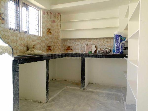 Kitchen Image of 550 Sq.ft 1 BHK Apartment for rent in Moti Nagar for 7000