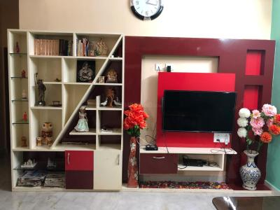 Gallery Cover Image of 1250 Sq.ft 3 BHK Apartment for rent in Kasba for 25000