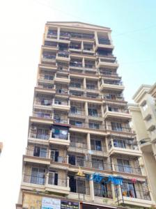 Gallery Cover Image of 700 Sq.ft 1 BHK Apartment for rent in Lakhani Skyways, Ulwe for 9500