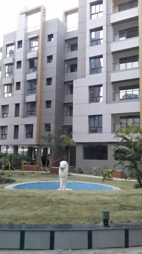 Building Image of 945 Sq.ft 2 BHK Apartment for rent in Kaikhali for 14000