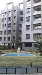Gallery Cover Image of 1255 Sq.ft 3 BHK Apartment for rent in Kaikhali for 16000