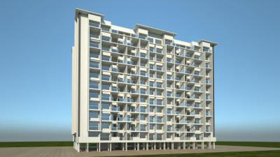 Gallery Cover Image of 1285 Sq.ft 3 BHK Apartment for buy in Pharande L Axis Phase II Cluster B, Moshi for 10656000