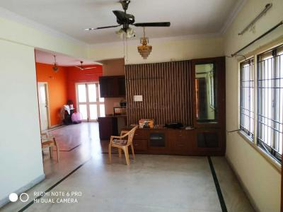 Gallery Cover Image of 1500 Sq.ft 3 BHK Apartment for rent in Banaswadi for 22500