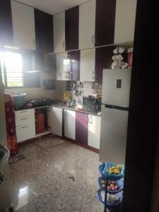 Gallery Cover Image of 1200 Sq.ft 3 BHK Independent Floor for rent in Krishnarajapura for 18000