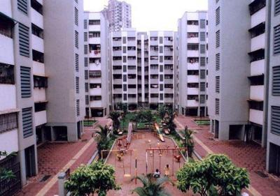 Gallery Cover Image of 1000 Sq.ft 2 BHK Apartment for rent in Satellite Garden, Goregaon East for 35000