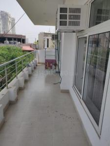 Balcony Image of Sukirti Mansion (sector 57, Near Hong Kong Bazaar) in Sector 57