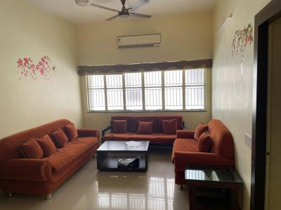 Gallery Cover Image of 1000 Sq.ft 2 BHK Apartment for rent in Sangam Apartment, Satellite for 30000