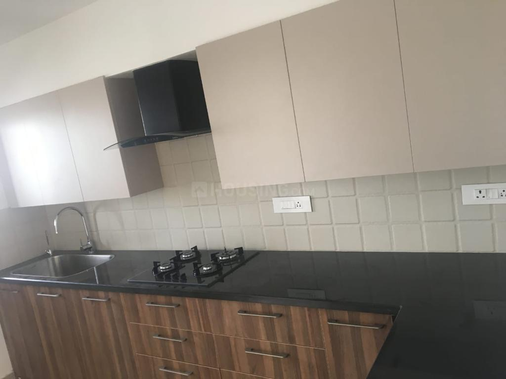 Kitchen Image of 1677 Sq.ft 3 BHK Apartment for rent in Kalkere for 30000