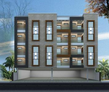 Gallery Cover Image of 1500 Sq.ft 3 BHK Independent Floor for buy in Surendra Alisha Homes, Sector-12A for 5759000