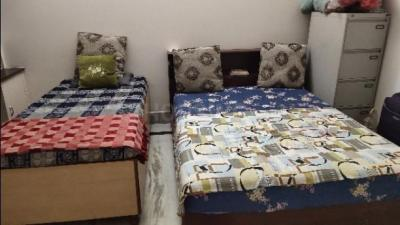 Bedroom Image of Muskan PG in Sector 11