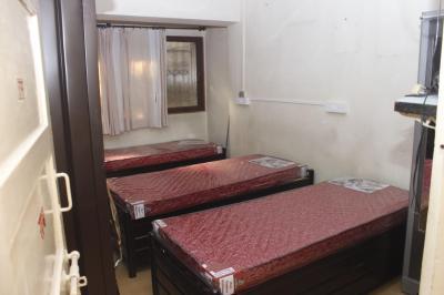 Bedroom Image of Vihan Paying Guest in Andheri East