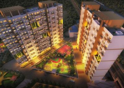 Gallery Cover Image of 900 Sq.ft 1 BHK Apartment for buy in Nisarg Greens, Ambernath East for 4650000