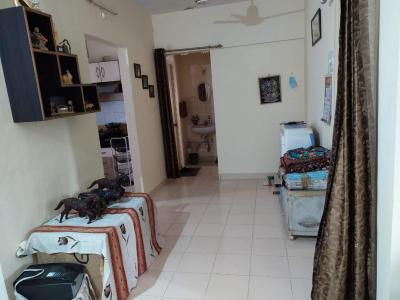 Gallery Cover Image of 900 Sq.ft 2 BHK Apartment for rent in Silverdale, Ghorpadi for 20000