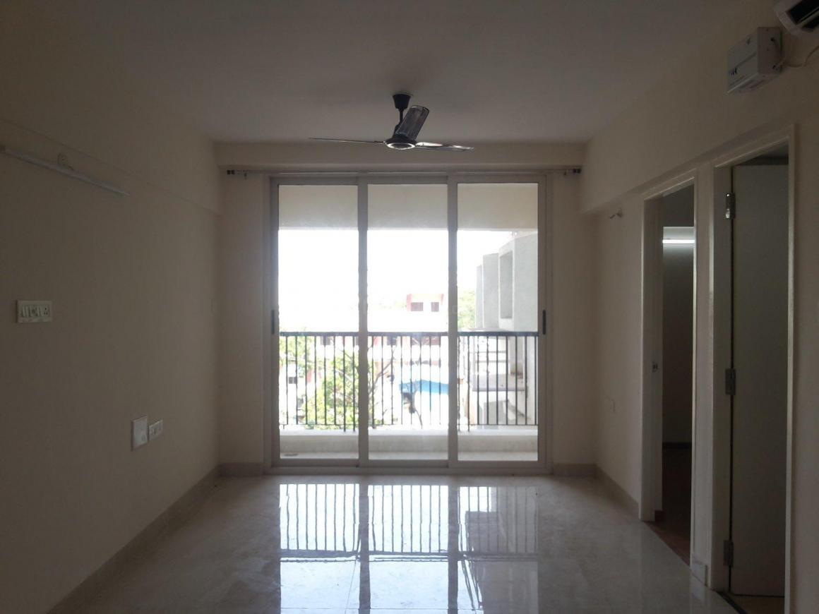 Living Room Image of 660 Sq.ft 1 BHK Apartment for rent in Porur for 14000